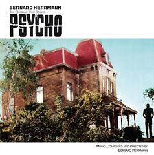 Psycho 'Bernard Herrmann' Original Soundtrack ost - 180g Red Vinyl LP New Sealed