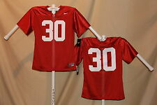 ALABAMA CRIMSON TIDE  Nike #30  FOOTBALL JERSEY Youth Large  NWT red $50 retail