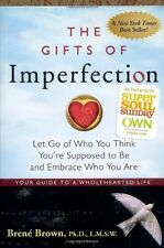 The Gifts of Imperfection: Let Go by Brene Brown, Paperback, 2010, New