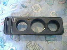 VW Bus instrument cluster 74 - 79 yr. face plate dash insert