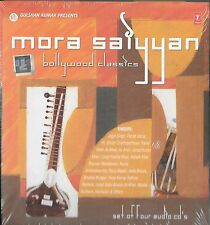 MORA SAIYYAN - BRAND NEW 4CDs SET