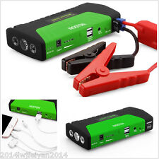 12V 16800mAh Portable Car Jump Starter Pack Booster Charger Battery Power Bank