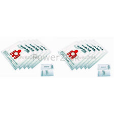 10x FJM Vacuum Cleaner Bags for Miele Cat & Dog Classic C1 Compact C1 NEW