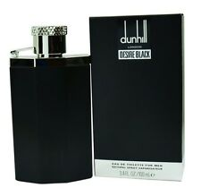 Desire Black Alfred Dunhill Men 3.4 oz 100 ml *Eau De Toilette* Spray Nib Sealed
