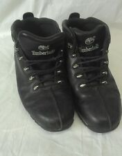 Men's 10.5 Black leather Timberland boots
