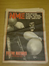 NME 1982 JAN 9 RAY DAVIES TOM ROBINSON BLANCMANGE