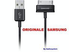 CAVO USB ORIGINALE SAMSUNG DATI PC PER GALAXY TAB GT P1000 P1010 CAVETTO CARICA