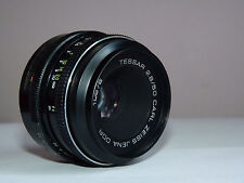 CARL ZEISS JENA TESSAR 2.8 50MM LENS, M42 SCREW MOUNT