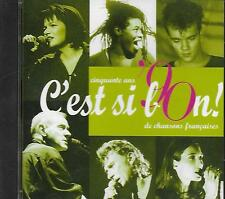 CD album: Compilation: C' Est Si Bon ! '90. Vol.1. Polygram. U
