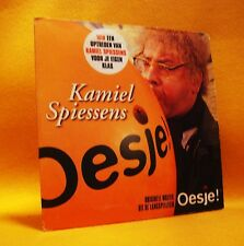 Cardsleeve single CD Kamiel Spiessens Oesje ! 2TR 1997 Vlaamse Novelty Pop