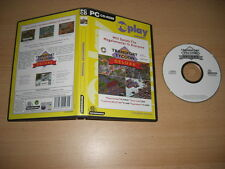 TRANSPORT TYCOON DELUXE Pc Cd Rom  RE - FAST DISPATCH