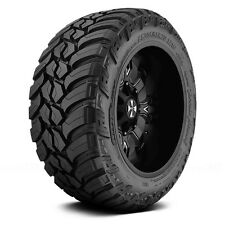 4 - 35X12.50-17 AMP MUD TERRAIN ATTACK MT A MTZP3 35 12.50 R 17 SET OF TIRES