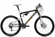 "2010 Scott Spark RC Mountain Bike LARGE SRAM XX Carbon 26"" RockShox SID"