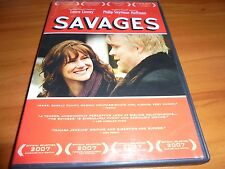 The Savages (DVD, 2008) Laura Linney, Philip Seymour Hoffman Used