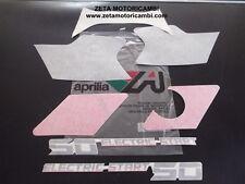 serie decalco adesivi Aprilia af1 50 1986 AP 8211249