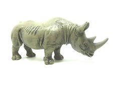 T5)  Schleich (14193)  Nashorn RAR Schleichtier Wildlife Schleichtiere