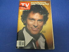 1979 TV Guide, August 11-17 Soap Idol Rod Arrants Inside TV Ratings Race