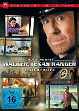 ALAN/GILYARD,CLARENCE JR./ - WALKER TEXAS RANGER-TRIAL BY FIRE   DVD NEU