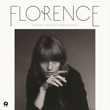 FLORENCE AND THE MACHINE-How Big, How Blue, How Beautiful(2015)-New AND Sealed