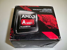 NEW AMD A8-7650K Socket FM2+ 3.3GHz (3.8GHz) Quad-Core CPU/APU Black Edition