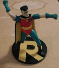 Batman The Animated Series Original '92 Robin PVC cake topper DC Comics Applause