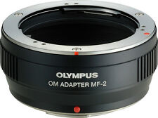 Olympus MF-2 OM Lens to Micro Four Thirds Adapter