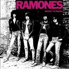 RAMONES - ROCKET TO RUSSIA - REISSUE LP 180 GRAM RHINO NEW SEALED 2011