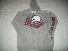 METAL MULISHA PULL OVER SWEATER SIZE LARGE