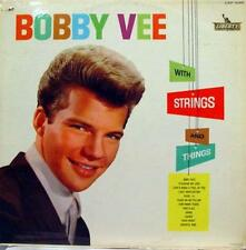 BOBBY VEE strings and things LP VG LRP-3186 Mono 1961 Record