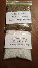 Perlite-Vermiculite Seed Start Soil Grow Medium Aeration Volcanic Rock 2)1QT8oz+