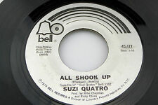 Suzi Quatro: All Shook Up / Glycerine Queen  [VG+ Copy]
