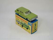 Matchbox Lesney # 73  1968 Mercury Break  NM/Boîte (#MBB)