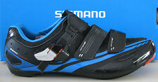 Shimano Black SH-R107  SPD-SL Road Bike Carbon Men's Sport Bike Cycling Shoes 40