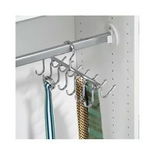 Neck Tie Hanger Belt Organizer Rack Scarf Holder