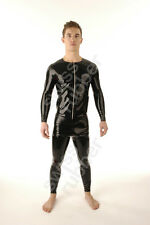 SR33 latex t-shirt manches longues & legging set swissrubber