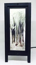 Thai elephant Table Lamp Lighting Shades Floor Desk Outdoor Touch Room Bedroom