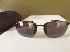 NEW Maui Jim Sunglasses Tortoise Rose Hookipa Polarized Lens R407-10