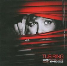 Secret Handshakes by Tub Ring (CD, Aug-2010, The End) BRAND NEW
