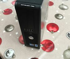 Dell Optiplex 780 SFF, Core 2 Duo, E8400 @ 3.00Ghz, 3GB, 160GB Windows 10 Pro