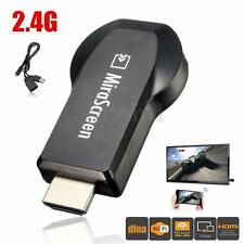 Miracast Internet Wifi Pantalla TV Receptor Dongle 1080P HDMI Google Chromecast