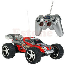 NEW 1:32 Radio RC RTR Mini Racing Truck Remote Control High Speed Car Buggy Toy