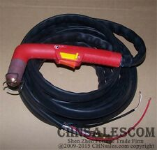 Trafimet A141  High Frequency Plasma Cutter Torch 20ft. 6m PA1502