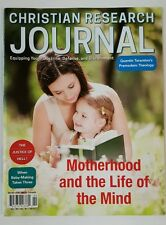Christian Research Journal Motherhood Mind Life Vol 39 #1 2015 FREE SHIPPING JB