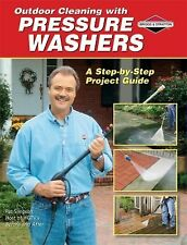 Outdoor Cleaning with Pressure Washers: A Step-by-Step Project Guide-ExLibrary