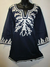 Wholesale Lot 12 Plus Sized Top Mixed Color Print Size Tunic Cotton NWT 4022-5