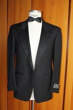 Ermenegildo Zegna Tuxedo Smoking Suit 100% wool it 48 Dr 6 uk/us 38 new with tag