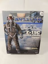 BRAND NEW BBI ELITE FORCE AVIATOR F-15C EAGLE PILOT VIPER 1:6 SCALE FIGURE MIB