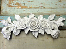 SHABBY n CHIC FURNITURE APPLIQUE * ROSE BOUQUET * $5.95 NO LIMIT SHIPPING