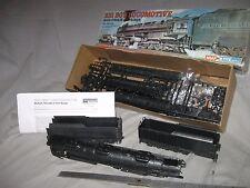 X377..RARE HO MONOGRAM 1602 DM&IR RR 2-8-8-4 STEAM LOCO, plastic kit for parts