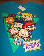 Nickelodeon RUGRATS T-Shirt SMALL NEW w/ TAG REPTAR ANGELICA CHUCKY TOMMY